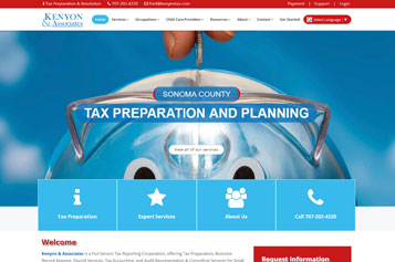 website for santa rosa accountants and cpa