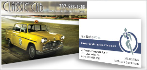 Business Cards - Santa Rosa - Healdsburg