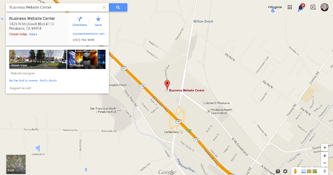 Google my business Santa Rosa